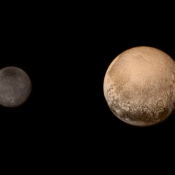 First Pictures Close Up of Pluto From 9 Year Mission